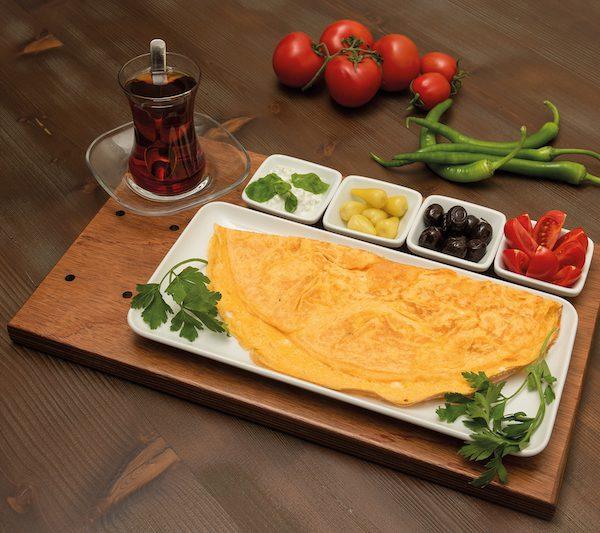 Omlet Menü