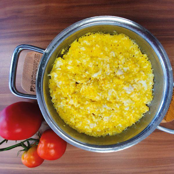 Peynirli Yumurta