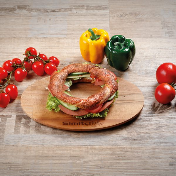 Simit Sandwich